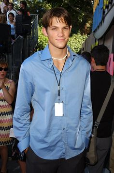 Pin for Later: Watch Supernatural's Jared Padalecki Blossom Into the Beautiful Man He Is Today 2001
