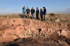El equipo arqueológico de Ciadueña concluye la excavación de una vivienda celtibérica en el yacimiento 'Las Eras' http://www.revcyl.com/web/index.php/ciencia-y-tecnologia/item/8541-el-equipo