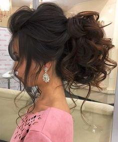 Stunninga Bridesmaid Updo Hairstyles for 2017