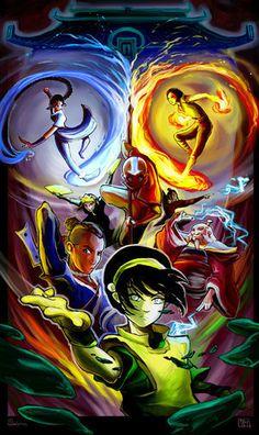 Avatar: The Last Airbender fanart