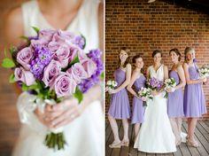 Those bridesmaid dresses...