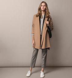 Lookbook Massimo Dutti - Fall 2015 - Fall Outfits 2015