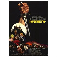 Macbeth Poster Movie French 11 x 17 In