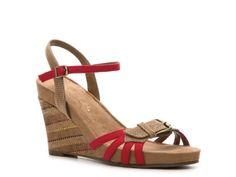 Aerosoles Plush Around Wedge Sandal