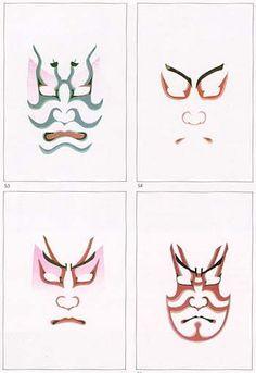 #Kabuki makeup #Japan