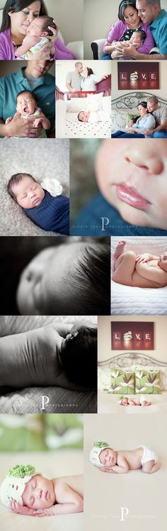 She was one beautiful newborn. - PINKLE TOES PHOTOGRAPHY - Austin's Family Photographer