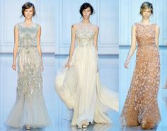 Ricardo Tisci Couture Gowns