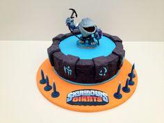 easy skylander cakes - Google Search