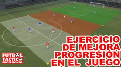 Ejercicio de Mejora de la Progresión en el Juego - ed 109 Academia, Baseball Field, Youtube, Exercises, Training, Soccer Practice, Model, World, Game Mechanics