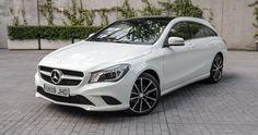 Mercedes CLA Shooting Brake 220CDI Urban 7G-DCT (5p) (177cv) 2015 (Diésel) - #Clicars #Coche #BuenaMano #Certificación #Motor #auto #vehículo #car #motor #carroceria