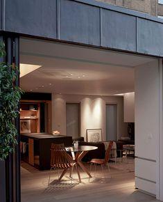 Bayswater, London Kitchen - McLean Quinlan Architects