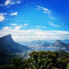 Vista Chinesa à Rio de Janeiro, RJ