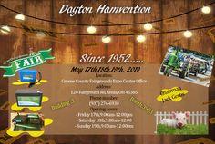 Dayton Hamvention 2019! Twitter Website, Expo Center, Pinterest Website
