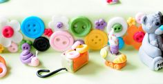Cake buttons   Flickr - Photo Sharing!