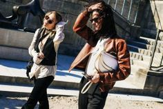 The 5 Best Street Style Posts From Paris FW