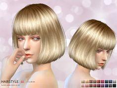 S-Club MK TS4 - Hair #2