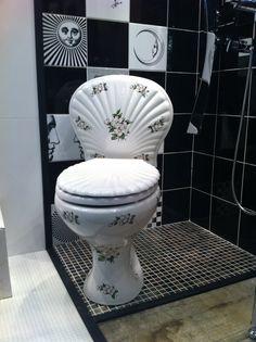 WC no1 från FREESE & BRUNO Toilet, Bathroom, Washroom, Flush Toilet, Full Bath, Toilets, Bath, Bathrooms, Toilet Room