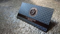 Continental Wallet, Design