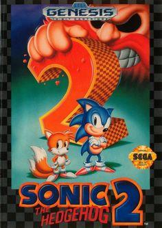 #Sonic The Hedgehog 2 (1992) for Sega Genesis