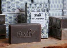 Unique Packaging Design, Nudo Soap via @Kari Habay #Packaging #Design #Soap
