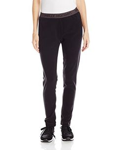 Helly Hansen Women's Daybreaker Fleece Pants, Black, Large >>> Click on the image for additional details.