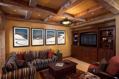Styrofoam Wood Beams for Ceiling | Brackets and Beams - Faux Panels, Faux Wood for Ceilings and Fake