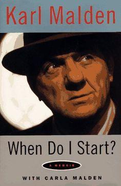 When Do I Start by Karl Malden http://www.amazon.com/dp/0684843099/ref=cm_sw_r_pi_dp_KEF7ub1N5VARN