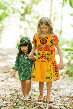 Saturated hues, so lovely. #designer #kids #fashion