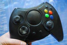 XBOX XXL parody controller handmade Parody Soap  by NerdySoap