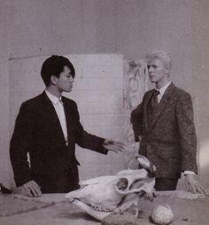 Ryuichi Sakamoto & David Bowie
