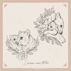 Mama Tattoo, Cubs Tattoo, Lioness Tattoo, Mommy Tattoos, Mother Tattoos, Baby Tattoos, Family Tattoos, Body Art Tattoos, Sleeve Tattoos