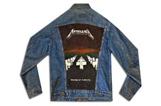 Just for fun - rules for your patched heavy metal denim jacket