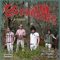 """Los Chavales – En mi agenda (on 7"""") - La casa de arriba 2011"""