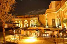 Shmayaa hotel terası