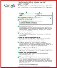 7 Consejos para utilizar efectivamente Google Scholar