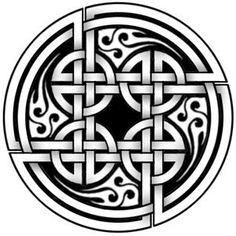 La espiral es uno de los símbolos más universales. Para los celtas, la espiral no tiene ni principio ni fin. Es un continuo cambio evolutivo que representa la vida eterna. Uno de los símbolos más conocidos e importantes para esta cultura.