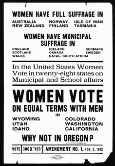 US Constitutions 19th Amendment 1920