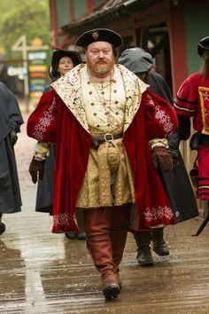 Courtesy of photography on the run - The King at Scarborough Fair. Renaissance Fair Costume, Renaissance Era, Medieval Costume, Renaissance Fashion, Renaissance Clothing, Scarborough Renaissance Festival, Scarborough Fair, Tudor Fashion, European Fashion