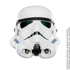Offered for the first time on its own is the Standard Line version of the Star Wars™ Classic Trilogy Stormtrooper Helmet Accessory.  This offering is available in two variants: a do-it-yourself kit, or as a completed helmet that's ready to wear out of the box.