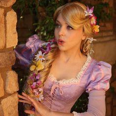 Curious Rapunzel