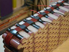 construire une batterie 18650