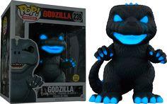 Pop! Movies - Godzilla [Glows in the Dark]
