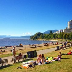 Vancouver, Three Year Olds, British Columbia, Beautiful Homes, Roots, Dolores Park, Destinations, Places To Visit, Calm