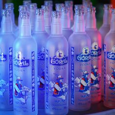 It has become a long and good TRADITION for us to ensure regular supplies of decorated bottles Goral Vodka TRADITIONAL to Slovakia! Decorated Bottles, Vodka Bottle, Traditional, Drinks, Coral, Drinking, Beverages, Drink, Beverage