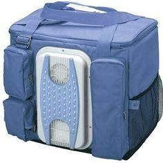 Cooler Termico 12v 35litros Bolsa Termica Geladeira Portatil - R$ 349,99