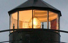 Nobska Lighthouse in Woods Hole on Cape Cod.  #highpointebnb