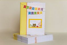 Toddler Tales Journal, Memory book, Toddler friendship book, about the first friends a toddler has in preschool.