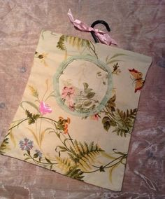 Pretty floral and butterfly cotton print peg bag with a ribbon and butterfly decoration. Bag comes with a plastic hanger. Peg Bag, Plastic Hangers, Butterfly Decorations, Floral, Pretty, Cotton, Handmade, Bags, Handbags