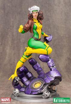 Pre-Order Kotobukiya Marvel X-Men Rogue Fine Art Statue