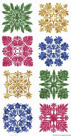 Kona Bay - pretty designs.